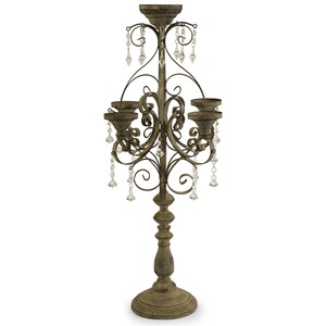 Tracy Candle Chandelier Tabletop