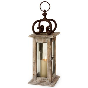 IMAX Worldwide Home Candle Holders and Lanterns Lantern
