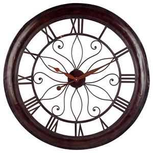 IMAX Worldwide Home Clocks Wall Clock Oversized