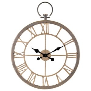IMAX Worldwide Home Clocks Payton Wall Clock