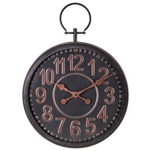 IMAX Worldwide Home Clocks Axel Wall Clock