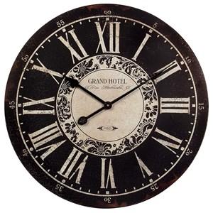 IMAX Worldwide Home Clocks Hotel Wall Clock
