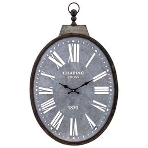 IMAX Worldwide Home Clocks Jacey Wall Clock