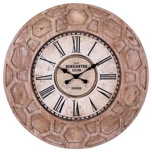IMAX Worldwide Home Clocks Finn Wall Clock