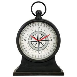 IMAX Worldwide Home Clocks Maritime Clock