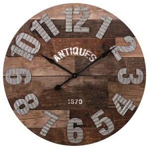 IMAX Worldwide Home Clocks Antiques Wall Clock