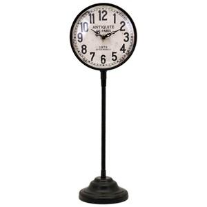 IMAX Worldwide Home Clocks Lester Desk Clock