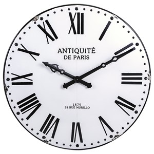 IMAX Worldwide Home Clocks Lexington Wall Clock