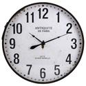 IMAX Worldwide Home Clocks Chestnut Wall Clock