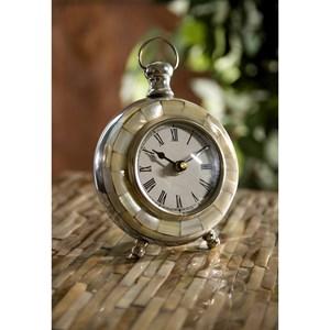 IMAX Worldwide Home Clocks Levine Desk Clock