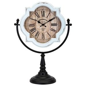 IMAX Worldwide Home Clocks Daley Clock