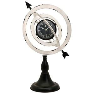 IMAX Worldwide Home Clocks Tory Armillary Clock