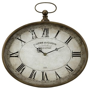 IMAX Worldwide Home Clocks Jefferson Clock