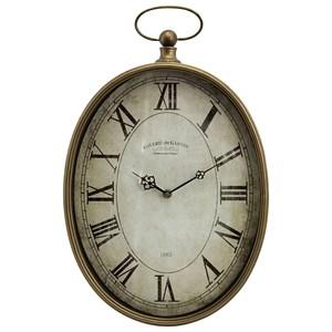 IMAX Worldwide Home Clocks Toledo Clock