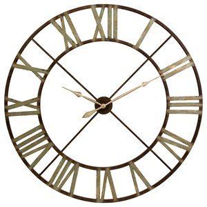 IMAX Worldwide Home Clocks Jasper Wall Clock