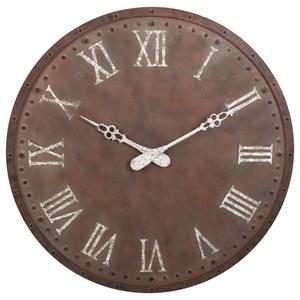 IMAX Worldwide Home Clocks Loxley Oversized Wall Clock