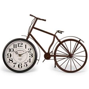 IMAX Worldwide Home Clocks Higdon Bicycle Clock