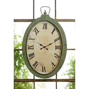 IMAX Worldwide Home Clocks Noran Oversized Wall Clock