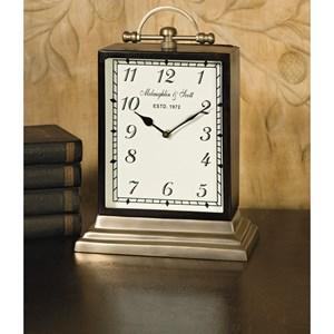 IMAX Worldwide Home Clocks Ford Oversized Desk Clock