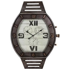 IMAX Worldwide Home Clocks Monteal Wall Clock