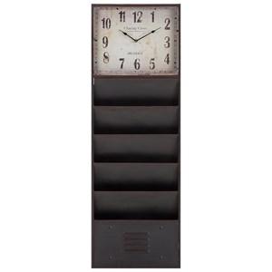 IMAX Worldwide Home Clocks Benton Clock