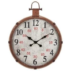 IMAX Worldwide Home Clocks Captain Clock