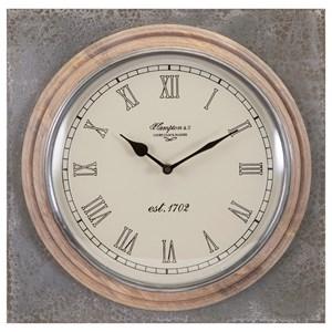IMAX Worldwide Home Clocks Studio Wall Clock