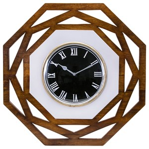 IMAX Worldwide Home Clocks Spectrum Clock
