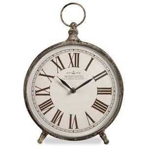 IMAX Worldwide Home Clocks Norida Desk Clock