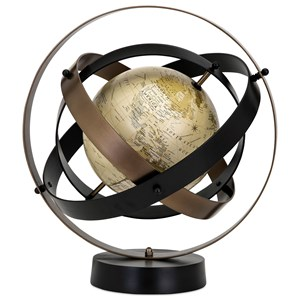 IMAX Worldwide Home Decorative Figurines Kinley Armillary Globe