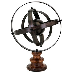 IMAX Worldwide Home Decorative Figurines Tory Armillary