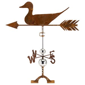 IMAX Worldwide Home Decorative Figurines Zachary Iron Weathervane