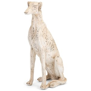 IMAX Worldwide Home Decorative Figurines Lexi Dog Statuary
