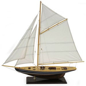 IMAX Worldwide Home Decorative Figurines Medium Sailboat