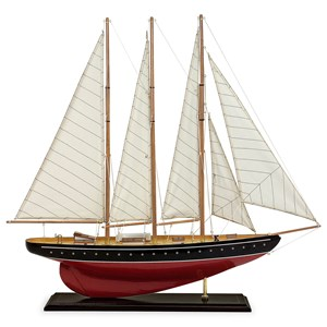 IMAX Worldwide Home Decorative Figurines Large Sailboat