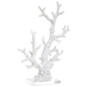 IMAX Worldwide Home Decorative Figurines Galia Coral Statuary