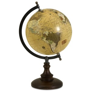 IMAX Worldwide Home Decorative Figurines Windsor Globe