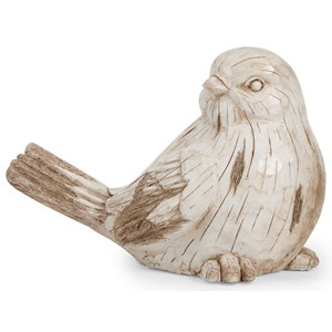 IMAX Worldwide Home Decorative Figurines Singleton Garden Bird