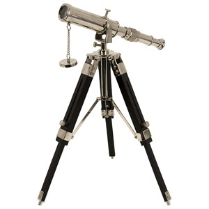 IMAX Worldwide Home Decorative Figurines Voyager Tabletop Telescope