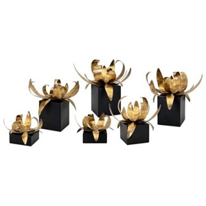 IMAX Worldwide Home Decorative Figurines Somerset Dimensional Wall or Table Decor