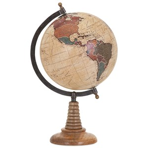 IMAX Worldwide Home Decorative Figurines Bente Globe