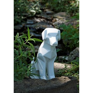 IMAX Worldwide Home Decorative Figurines Winslow Porcelain Dog