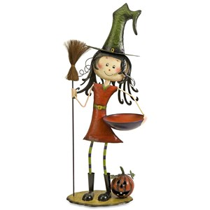 IMAX Worldwide Home Decorative Figurines Katrina The Witch