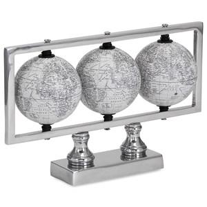 Gomez White Globes