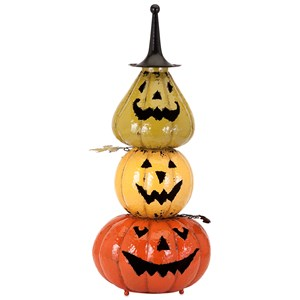 Viggo Stacked Pumpkins