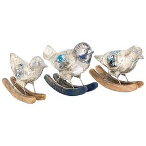 Rockin Birds - Set of 3