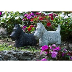 Fetch Dog Statuaries - Ast 2