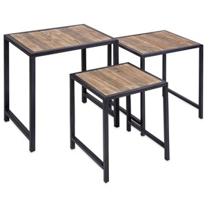 Groveport Nesting Tables - Set of 3