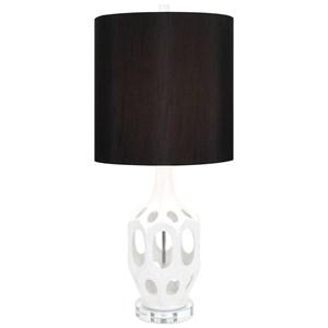 IMAX Worldwide Home Lighting Harlin Ceramic Table Lamp