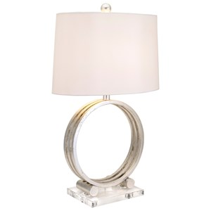 IMAX Worldwide Home Lighting Dabney Table Lamp